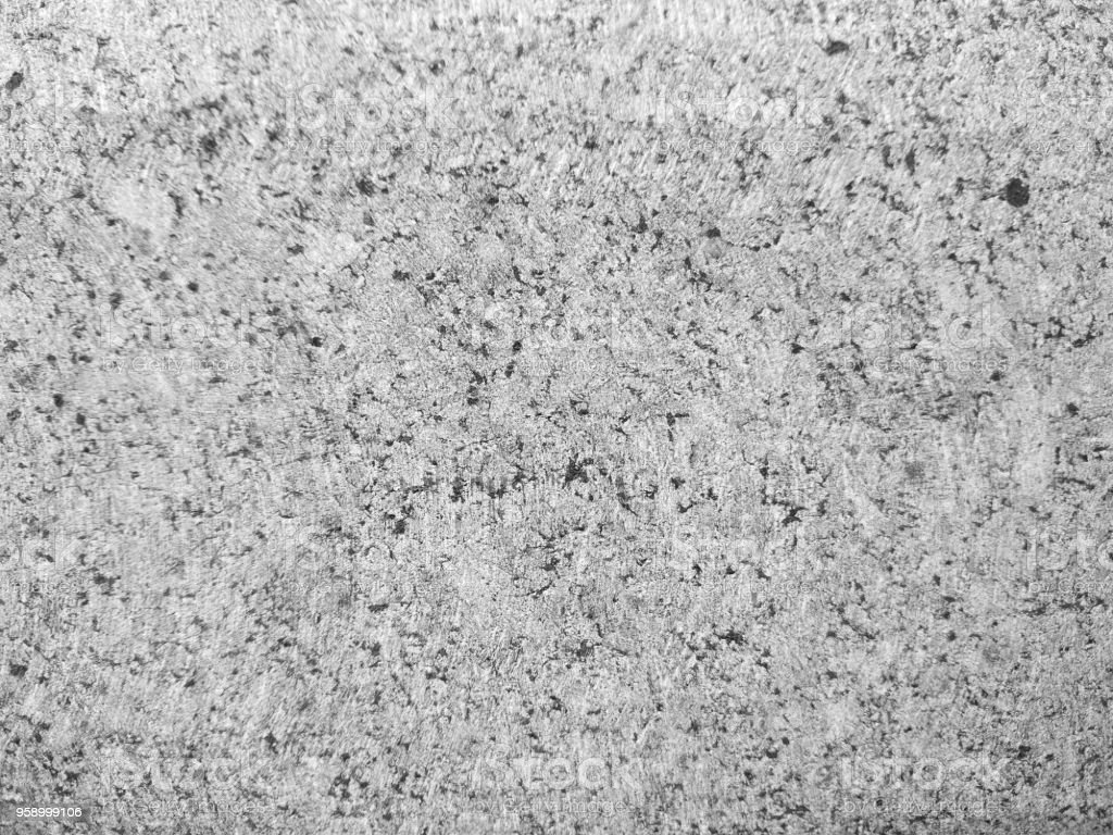 Gray surface texture of stone, abstract black and white background, minimalistic pattern, marble surface, blank for designer stock photo