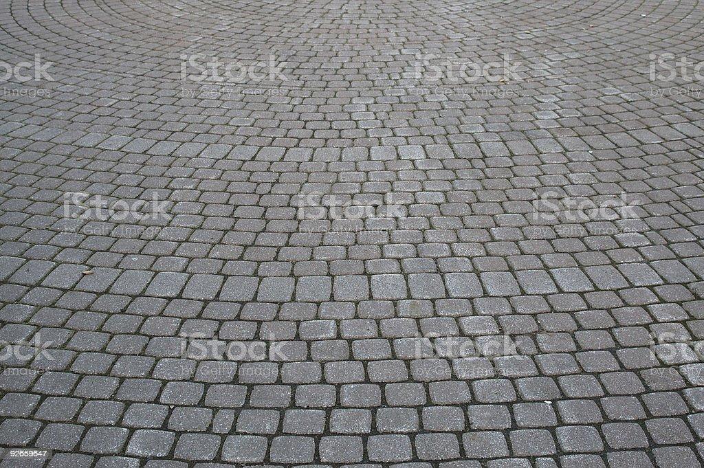 Gray symmetrical sett royalty-free stock photo