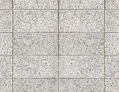 Gray terrazo tile textured