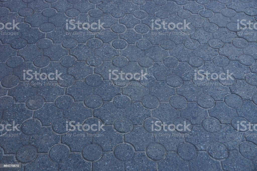 gray texture of a fragment of stone paving slabs royalty-free stock photo