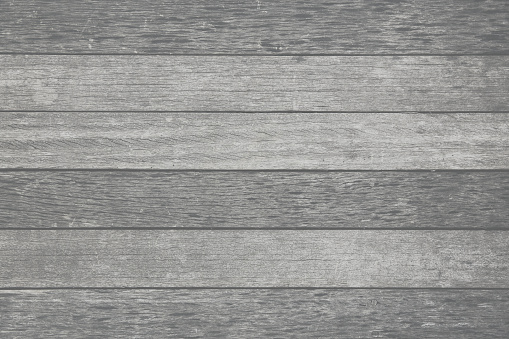 Gray timber plank textured
