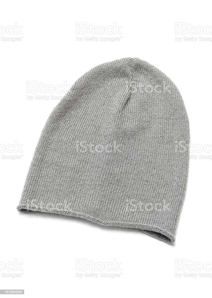 Gray Toque stock photo