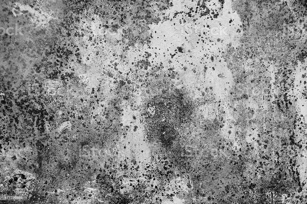Gray wall texture royalty-free stock photo