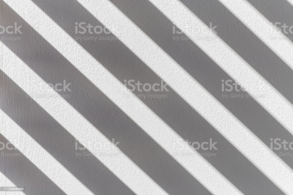 Gray Wall With Light and Shadow Texture