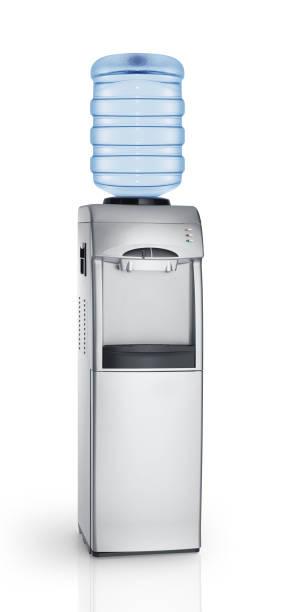 graues wasser-kühler - leitungswasser trinken stock-fotos und bilder