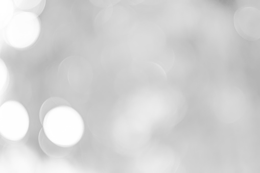 1060912842 istock photo Gray white light bokeh background is a shiny naturally grey occurring shadow that is not clear but beautiful. 1273350569