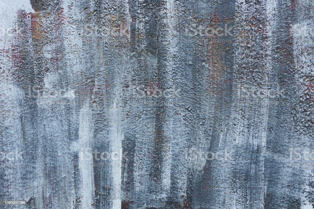 Photo Libre De Droit De Gris Blanc Texture De Peinture Mur