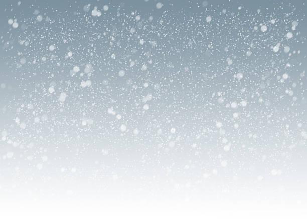 gray winter background stock photo