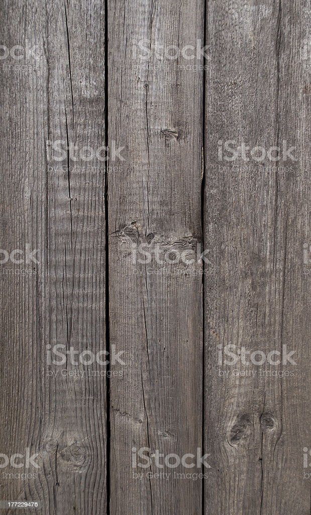 Gray wooden boards background royalty-free stock photo