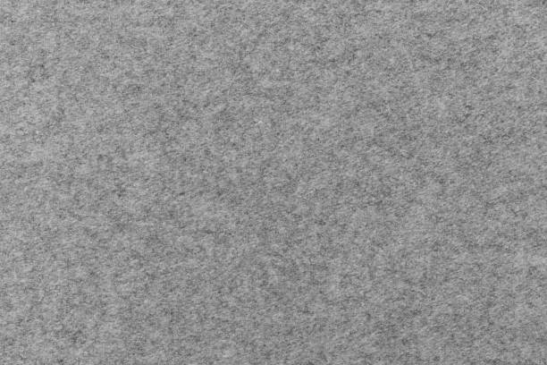 gray wool felt background texture - felt textile stock pictures, royalty-free photos & images
