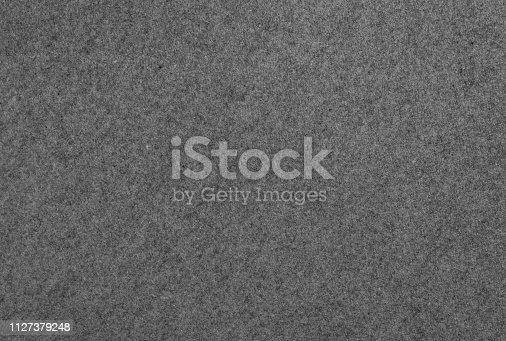Warm Gray Wool Felt Close-up