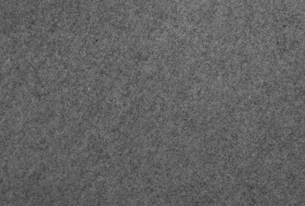 Gray Wool Felt Background Texture stock photo