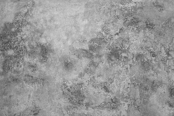 Gray,textured, wall background. stock photo