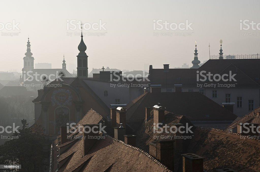 Graz royalty-free stock photo