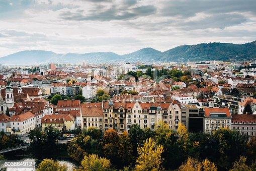 istock Graz 603864912