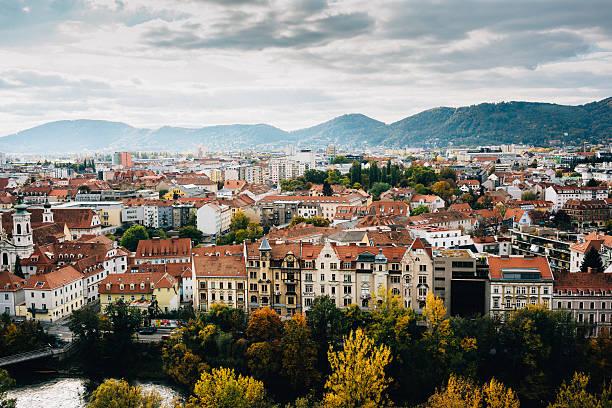 Graz stock photo