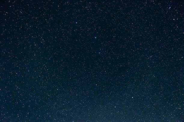 constellation de la grande ourse sur fond de ciel de nuit - grande ourse photos et images de collection