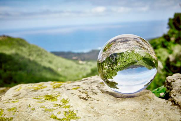 Große Kristallkugel – Foto