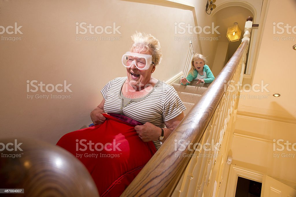 daredevil gran stock photo