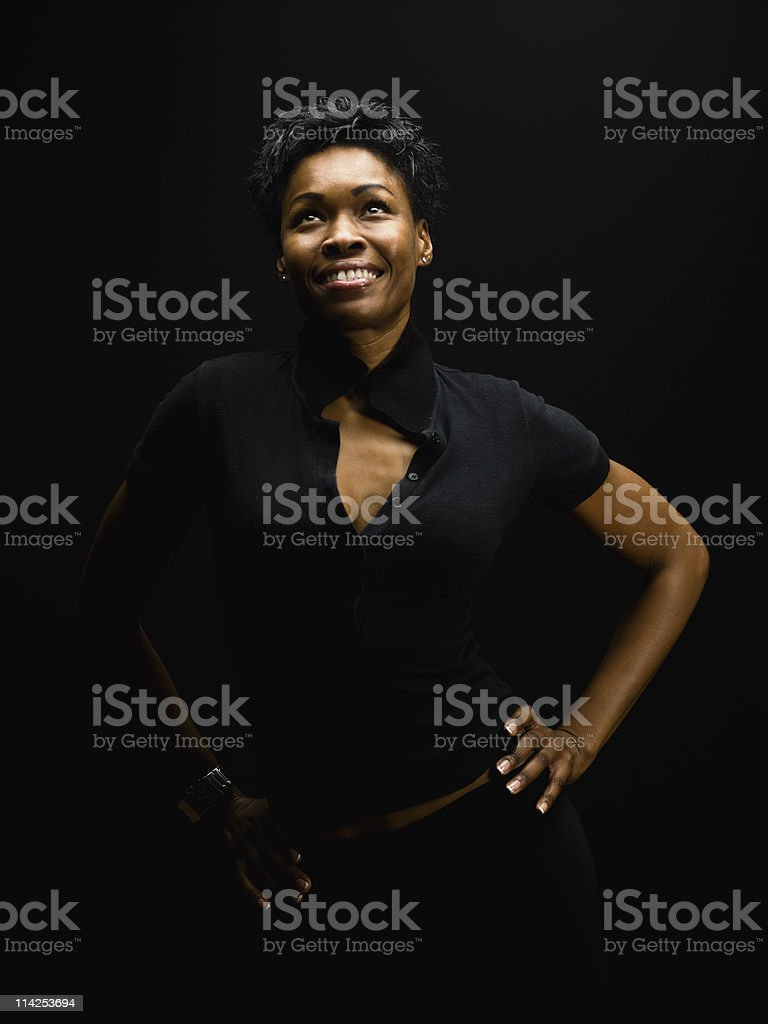 Great expectations royalty-free stock photo