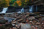 Great Falls Of Tinkers Creek Cleveland Ohio