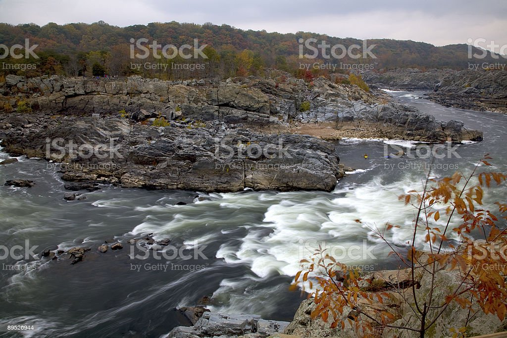 Great Falls Lizenzfreies stock-foto
