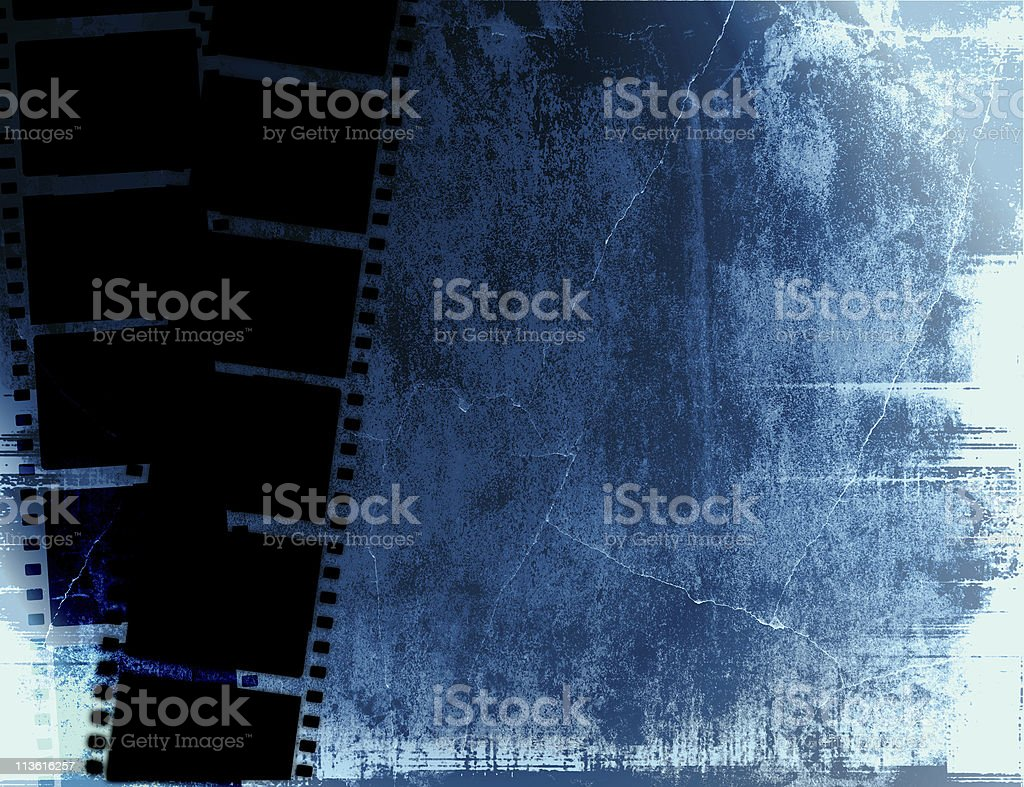 Great film frame stock photo