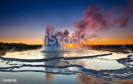 istock Great Fountain Geysir 155095783