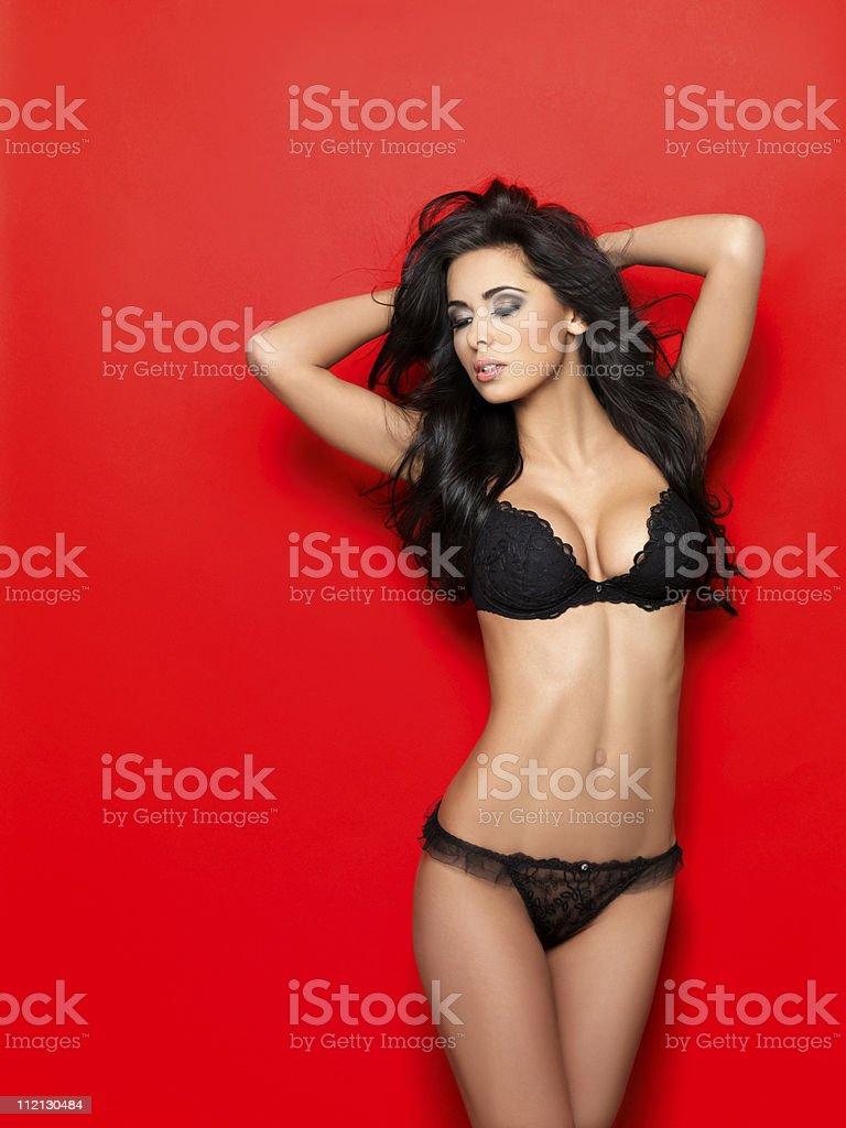 seksowne czarne gurle