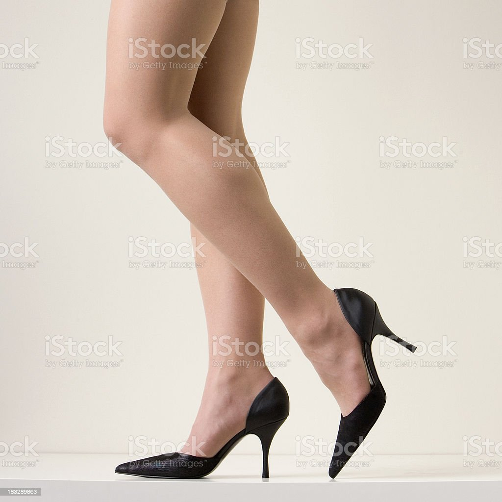 Great Legs! royalty-free stock photo