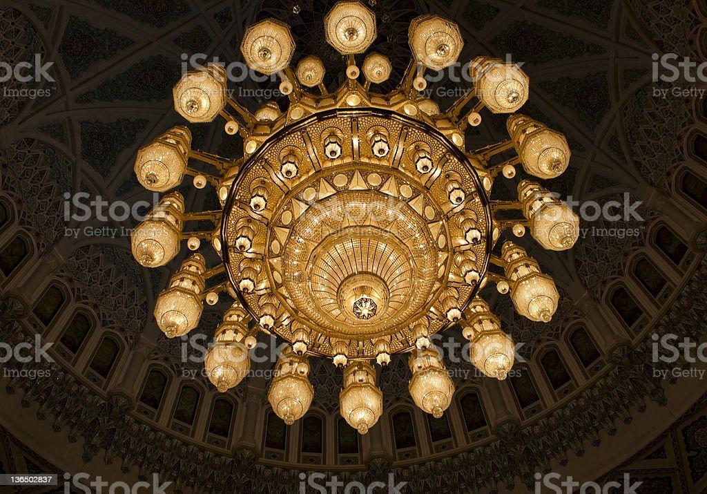 Gran luz - foto de stock