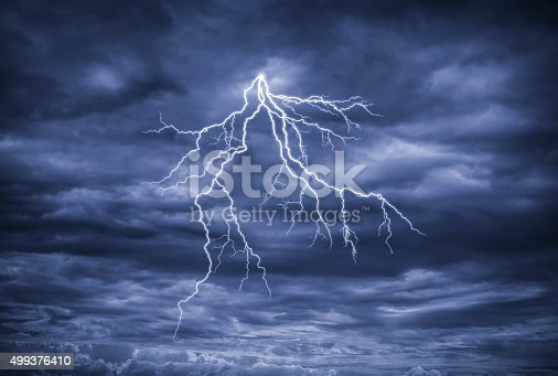 503731700 istock photo Great Lightning 499376410
