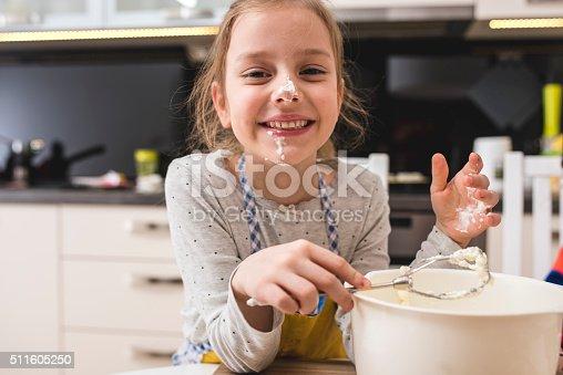 istock Great little baker 511605250