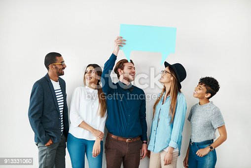 855443864 istock photo Great minds think alike 913331060