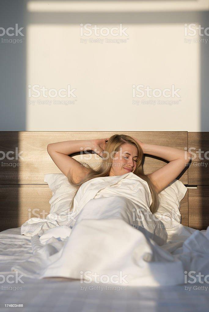 great morning royalty-free stock photo