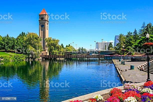 Great northern clock tower in riverfront park spokane washington picture id510387776?b=1&k=6&m=510387776&s=612x612&h=bzxbswxi6fwwy1nd2043kxxsbekkh3148sktoynpbps=