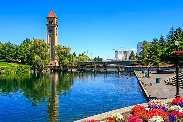 Great northern clock tower in riverfront park spokane washington picture id510387776?b=1&k=6&m=510387776&s=612x612&w=0&h=slcjf4rszv55jtrqhlzpkpe2rafpyd3zbccsxhoymvg=