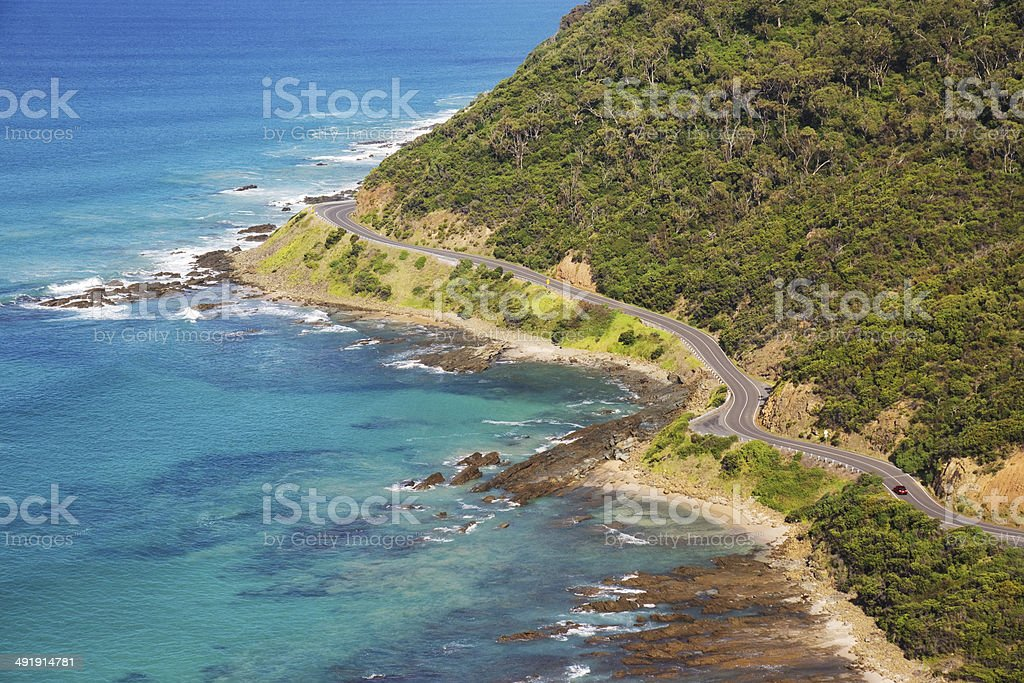 Great Ocean Road stock photo