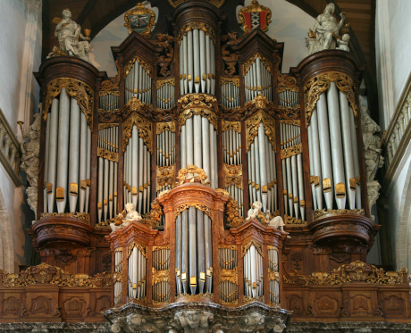 Great Organ in the Old Church, Amsterdam