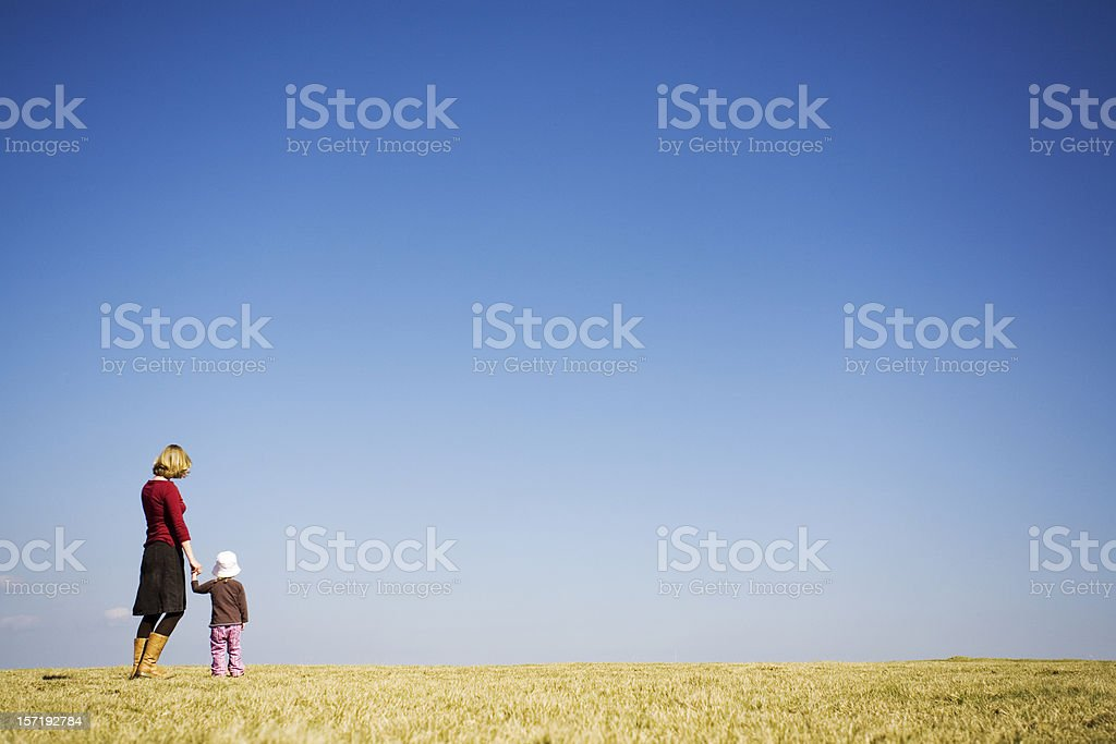 Great outdoors royalty-free stock photo