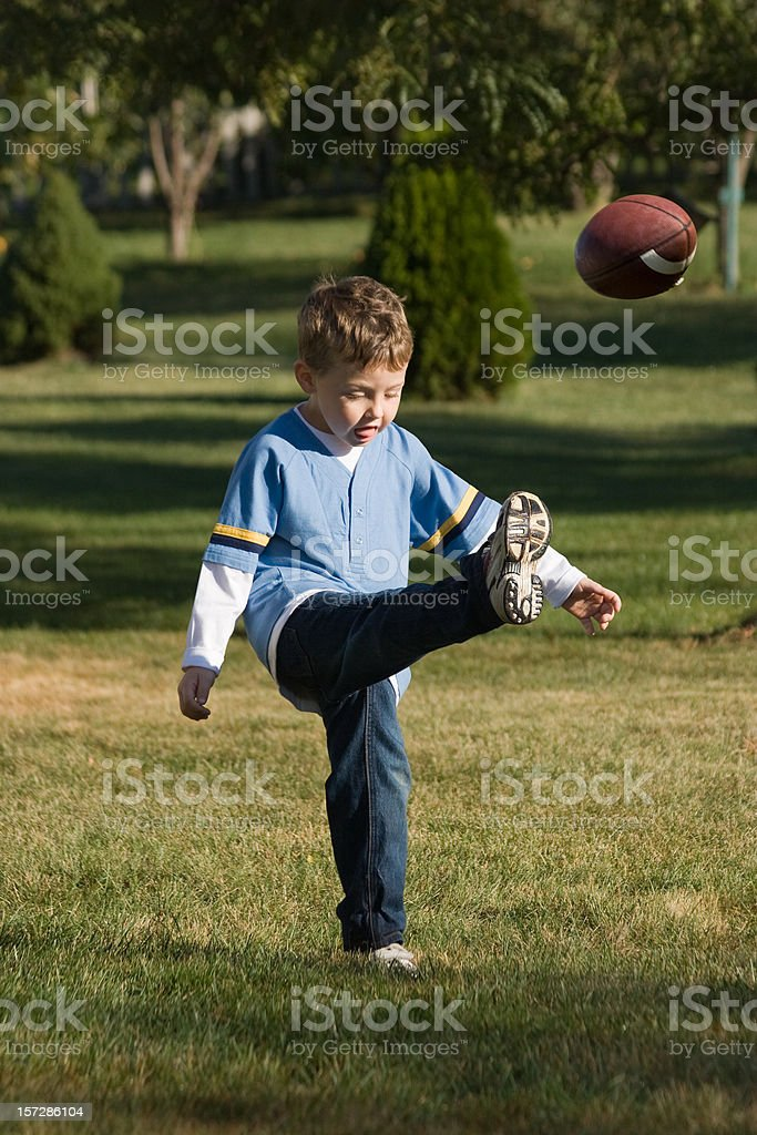Great Punt! stock photo