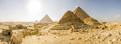 Pyramid, Capital Cities, Famous Place, Monument, Egypt