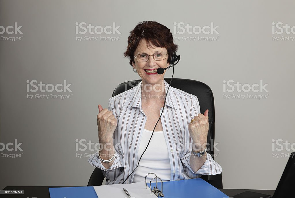 Great Result royalty-free stock photo