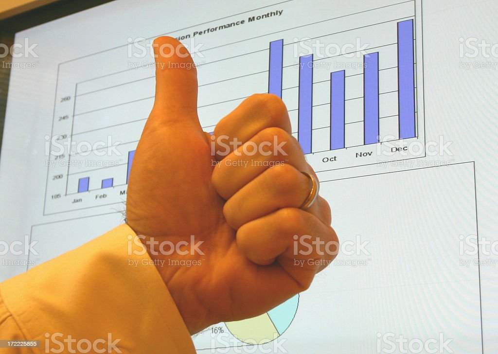Great Results royalty-free stock photo
