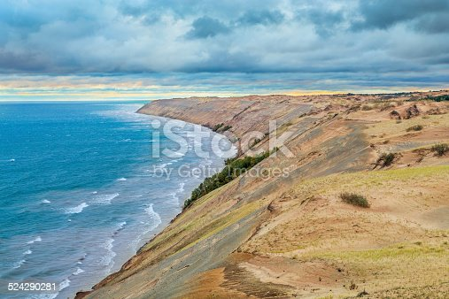 136169151 istock photo Grand Sable Dunes 524290281