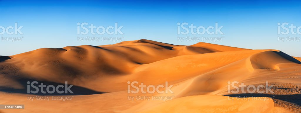 Great Sand Sea 37MPix XXXXL, Libyan Desert, Africa stock photo