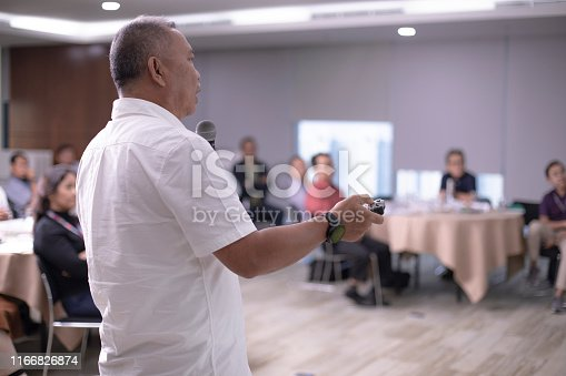 618851838 istock photo great speakers know their audience 1166826874
