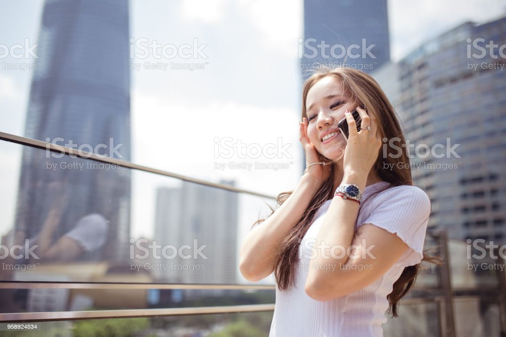Great To Hear From You stock photo