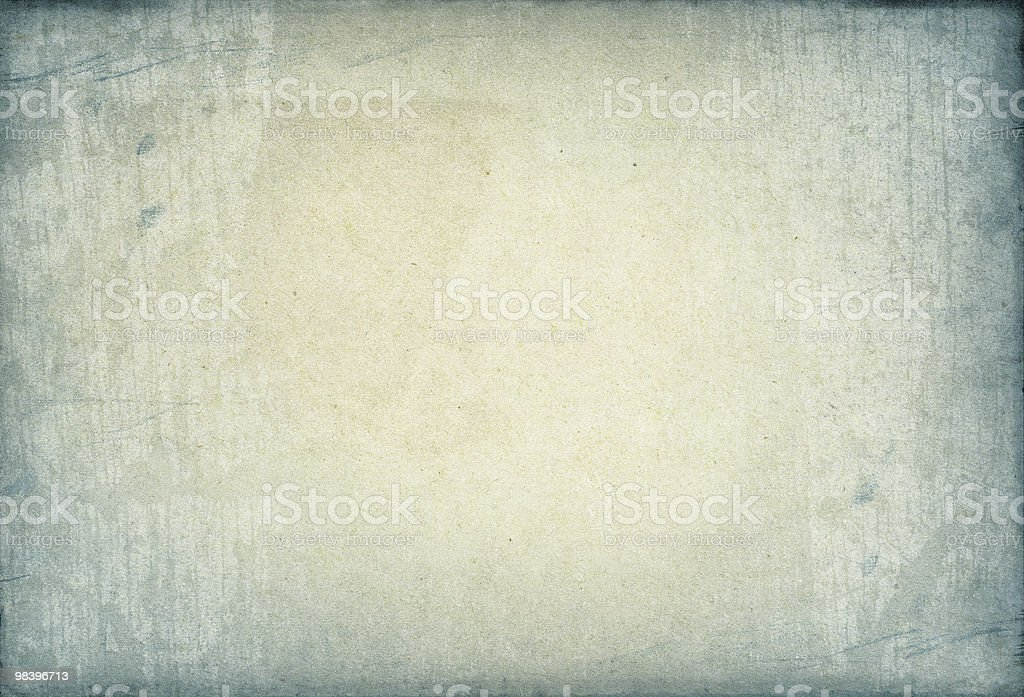 Great Vintage Paper Background in Blue Tones. royalty-free stock photo