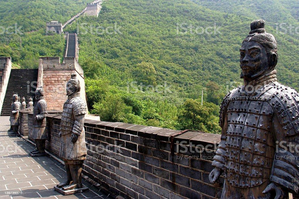 Resultado de imagem para foto da muralha da china
